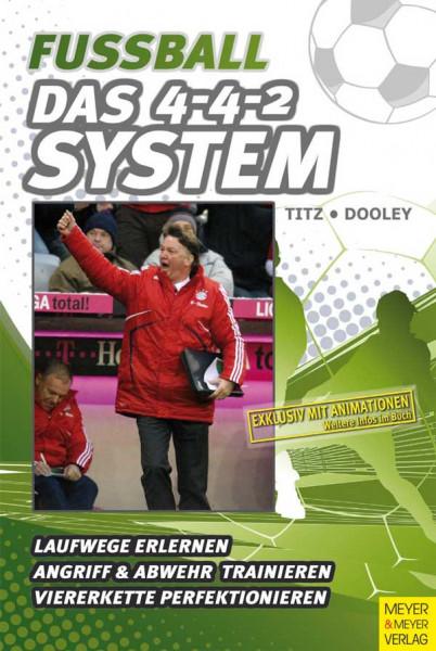 """Buch: Titz/Dooley """"Fußball 4-4-2 System"""""""