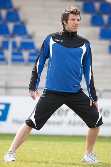 Trainingstop »sallerMystico«