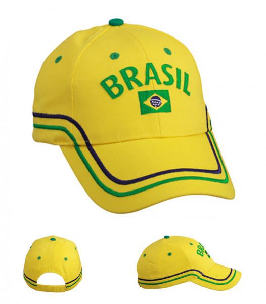 Fan Cap »Brasilien«