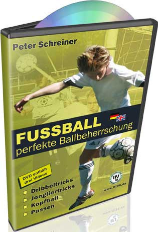 """Buch: Peter Schreiner """"FUSSBALL Perfekte Ballbeherrschung"""""""