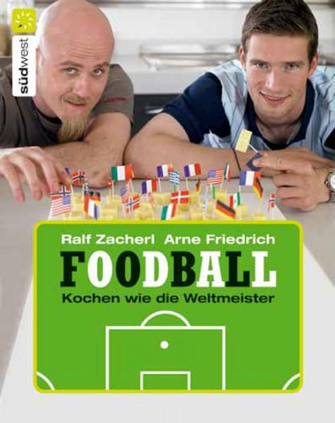 Kochbuch Zacherl/Friedrich: »FOODBALL«