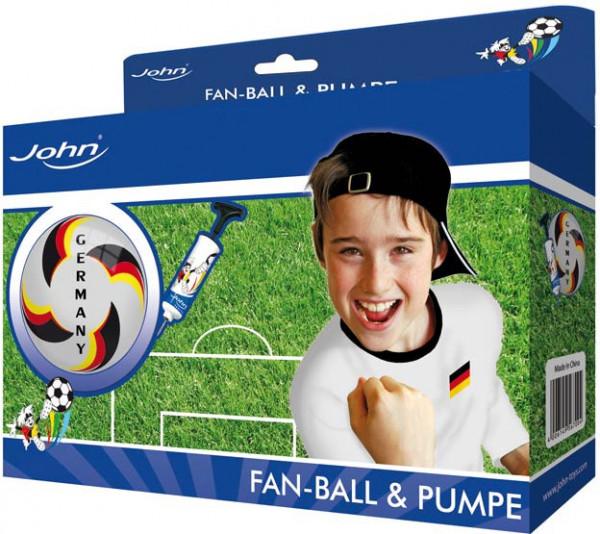 WM-Set Ball und Pumpe