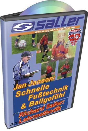SALLER DVD »TRAINING MIT JAN JANSEN 1«