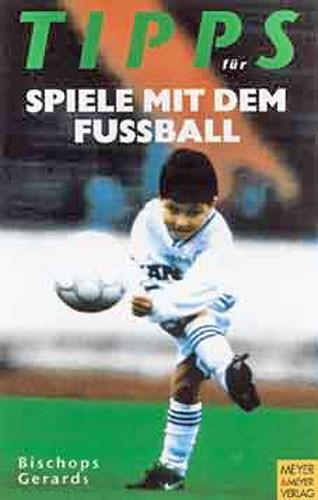 """Buch: """"Tipps für Spiele mit dem Fußball"""""""