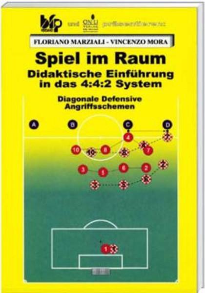 """Buch: Marziali/Mora """"Spiel im Raum"""""""