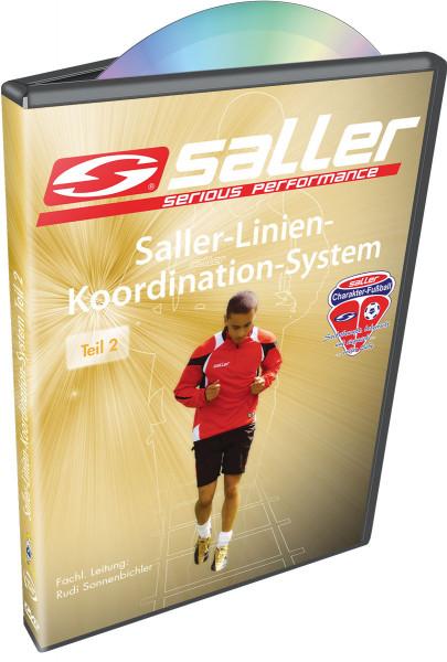 """DVD """"LKS2 Trainingsformen zur Verbesserung der Lauf- und Sprungkoordination"""""""