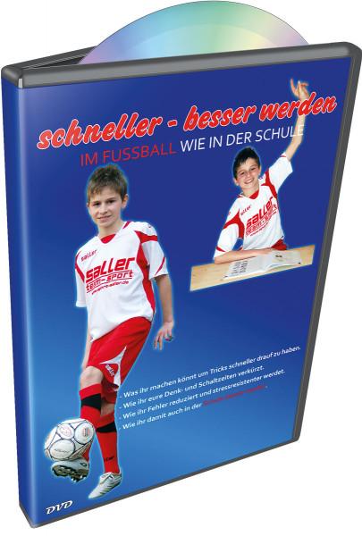 """DVD """"schneller besser werden"""""""