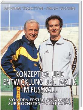 """Buch: """"Konzeption und Entwicklung der Taktik im Fußball"""""""
