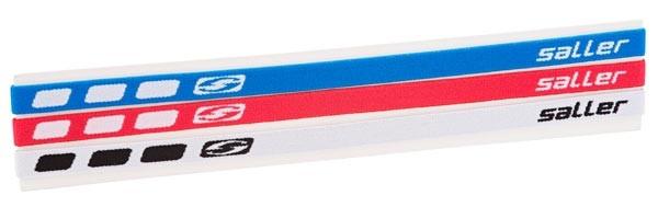 Saller Haarband - Set blau/rot/weiß
