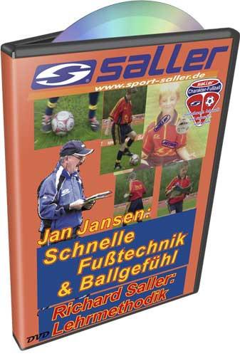 Saller DVD »TRAINING MIT JAN JANSEN 2«