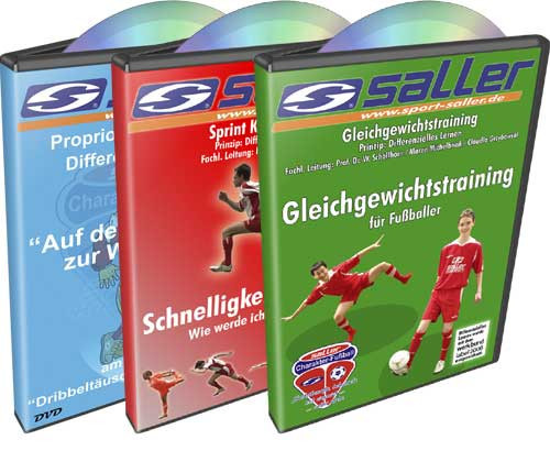 SALLER DVD-SET