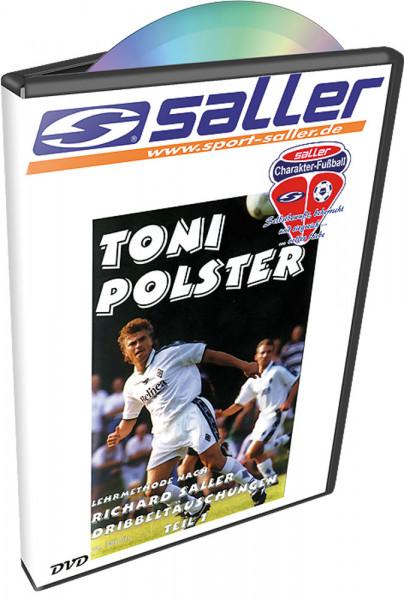 """DVD """"TONI POLSTER: Dribbeltäuschungen"""""""