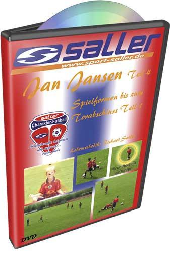 SALLER DVD »TRAINING MIT JAN JANSEN 4«