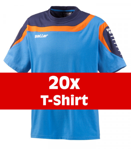 20x T-Shirt »sallerS90-VIBE«