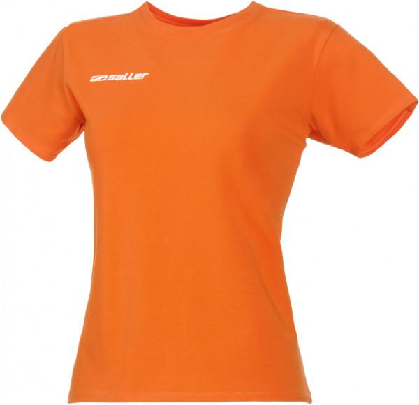 saller Damen T-Shirt »SALLERBASE«