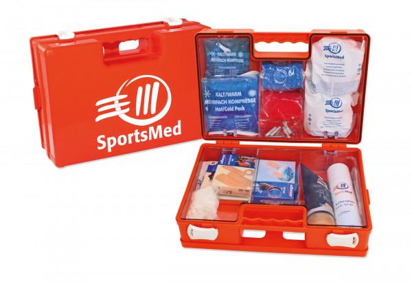 SportMed Kunststoff-Soforthilfekoffer