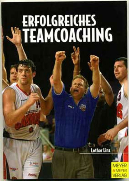 Buch: Lothar Linz »ERFOLGREICHES TEAMCOACHING«