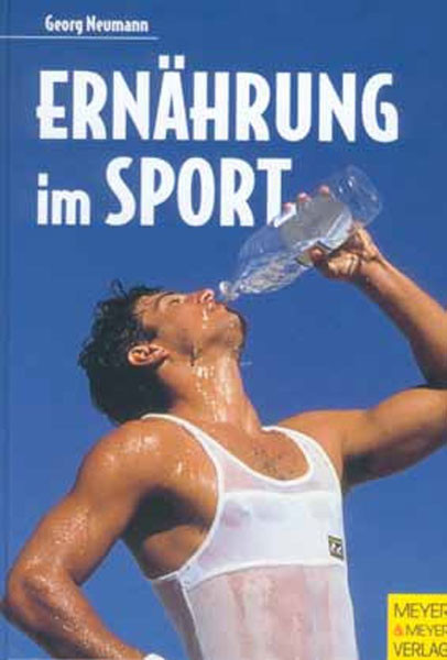 """Buch: Georg Neumann """"Ernährung im Sport"""""""