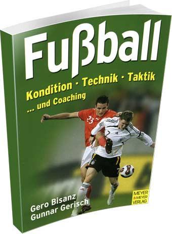 """Buch """"Gero Bisanz + Gunnar Gerisch »Fußball«"""""""