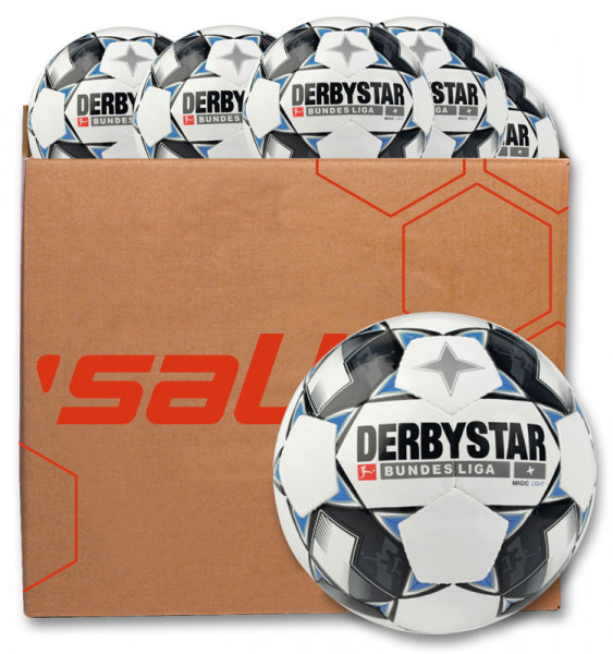 Derbystar Ballpaket »Magic Lite«