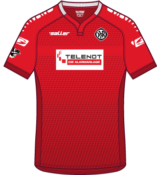 VfR Aalen Away Trikot 2018/2019