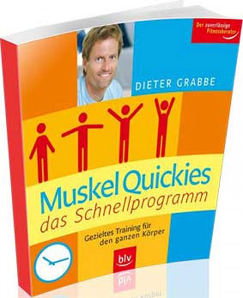 Buch: Dieter Grabbe »MUSKELQUICKIES«