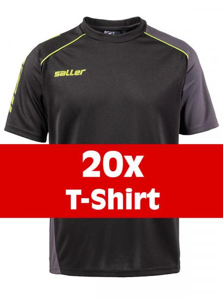 20x T-Shirt »sallerMundial«