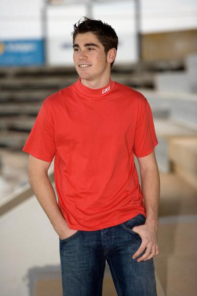 T-Shirt mit Stehkragen »SALLERKLASSIK«