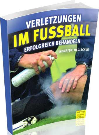 """Buch: """"Ralf Meier VERLETZUNGEN IM FUßBALL"""""""