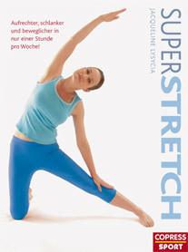 """Buch: J. Lystycia """"Superstretch"""""""