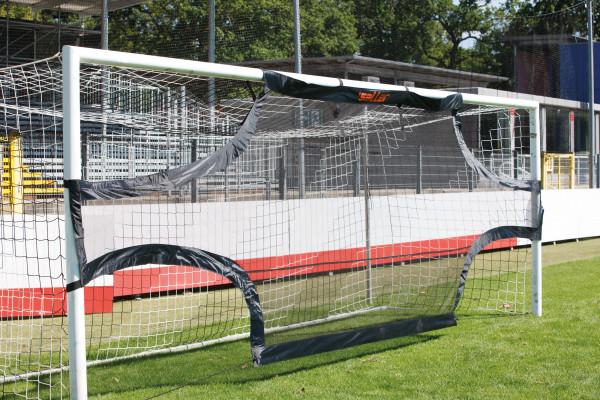 saller Torschussübungswand SENIOR – Fußballtor 7,32 x 2,44m