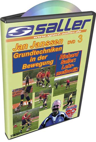 SALLER DVD »TRAINING MIT JAN JANSEN 3«