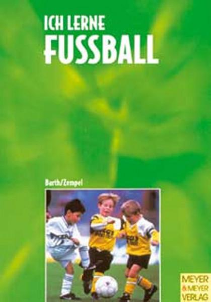 Buch: Barth / Zempel »ICH LERNE FUSSBALL«