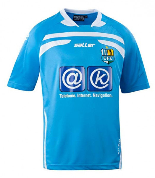 Chemnitzer FC Home Shirt 2012-2013