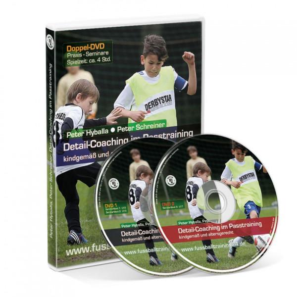 Doppel-DVD: »Praxis-Seminar - Detail-Coaching im Passtraining«