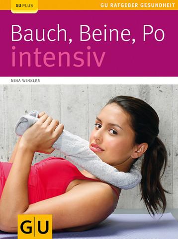 """Buch: Nina Winkler """"Bauch, Beine, Po intensiv"""""""