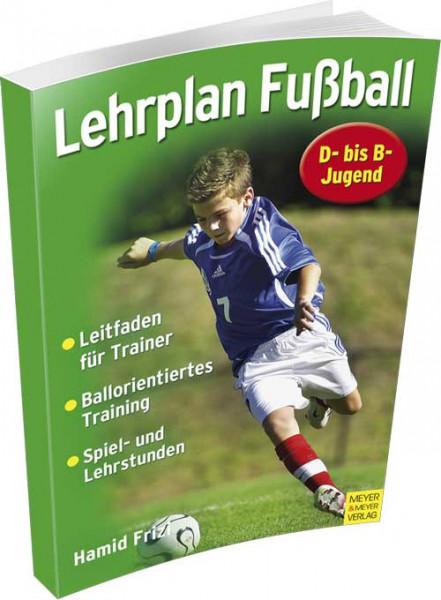 """Buch: Hamid Frizi """"Lehrplan Fussball"""""""