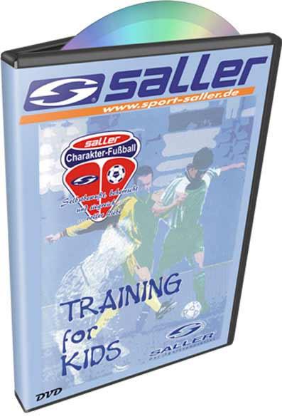 SALLER DVD »TRAINING FOR KIDS«