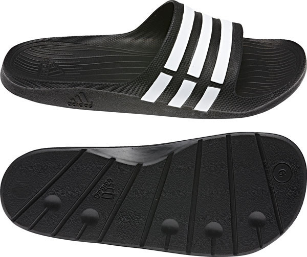 adidas Badeschuhe »Duramo Slide«