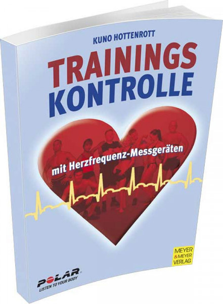 "Buch: Kuno Hottenrott ""Trainingskontrolle"""