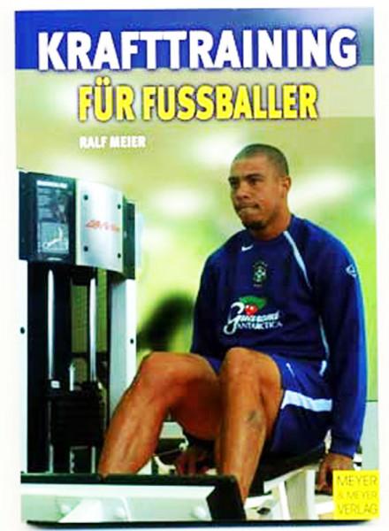Buch: Ralf Meier »Krafttraining für Fussballer«