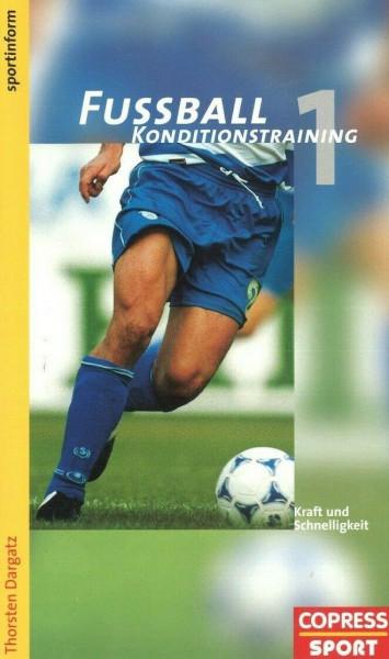 """Buch: Thorsten Dargertz """"Fußball - Konditionstraining 1"""""""